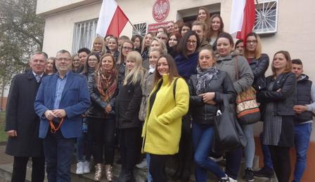 Piąta wizyta studyjna w Zakładzie Poprawczym i Schronisku dla Nieletnich w Koronowie