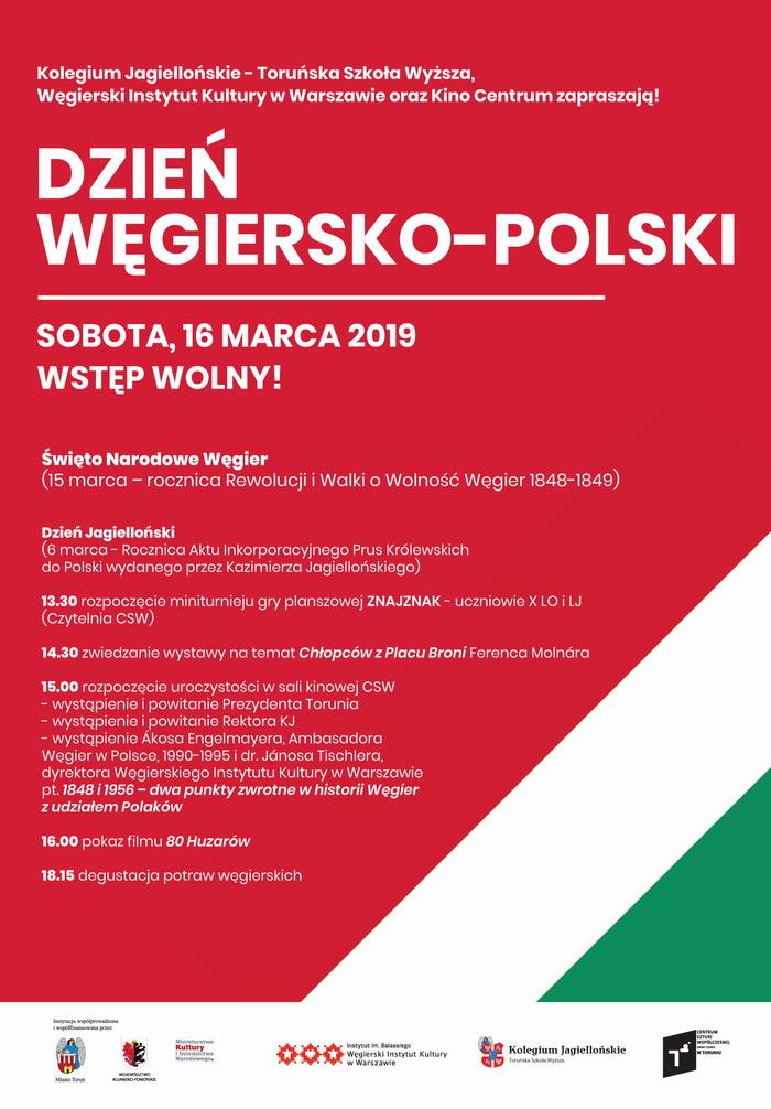 Dzień Polsko - Węgierski